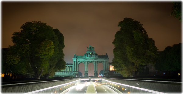 Shooting photo au parc du Cinquantenaire de Bruxelles